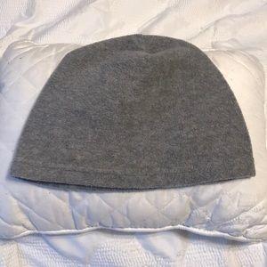 Soft grey beanie